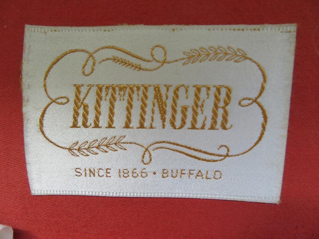 Kittinger Chippendale style camel back upholstered sofa - 2
