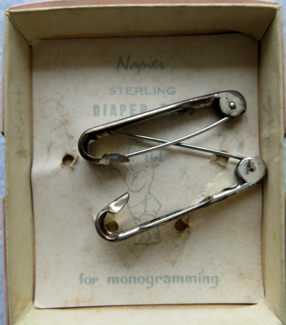Grouping of Sterling jewelry, all in good condition - 8