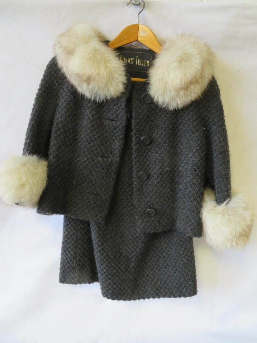 Three lady's garments circa 1970 sold by Bonwit Teller - 8