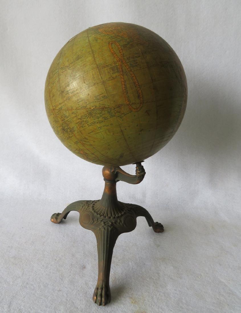 Terrestrial Globe by Weber Costello - Chicago Heights