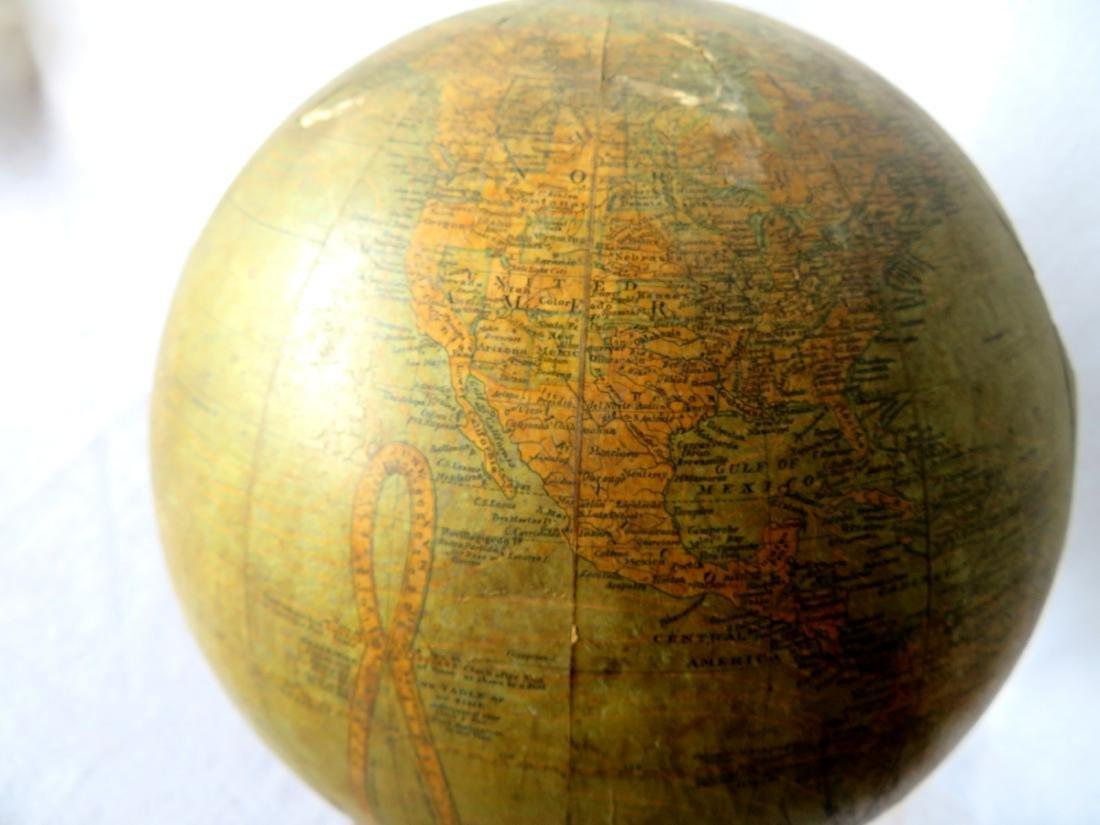 Terrestrial Globe by Weber Costello - Chicago Heights - 2