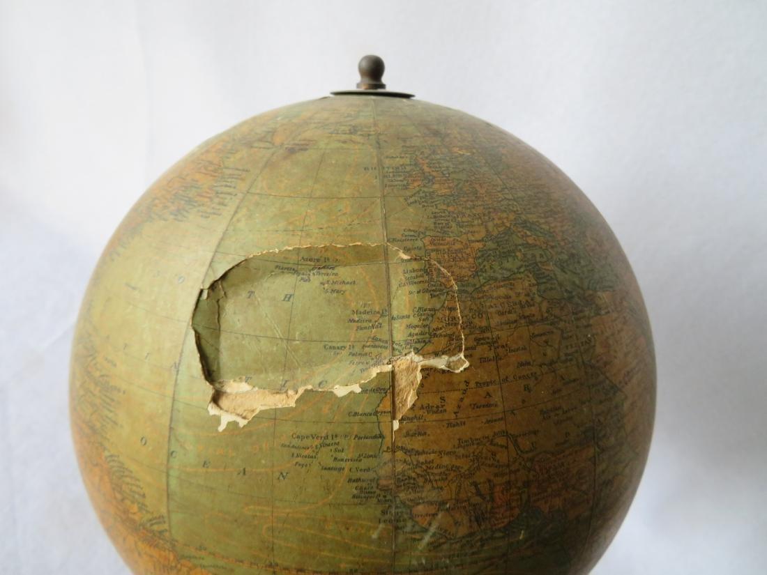 Terrestrial Globe by Weber Costello - Chicago Heights - 3