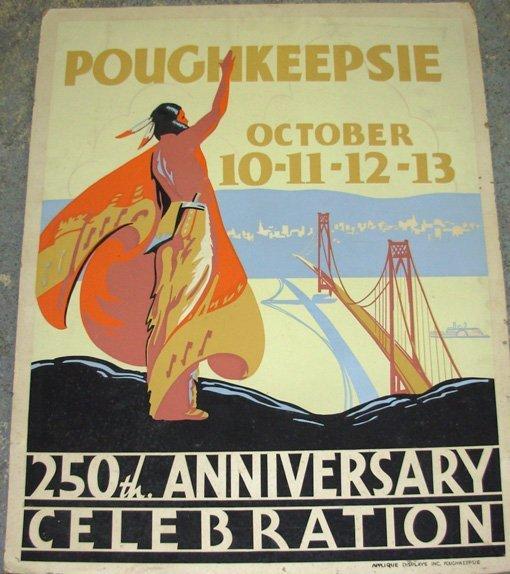20: Poughkeepsie NY poster