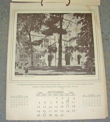 23: Roosevelt Victory Calendar.
