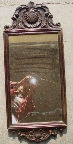 1006: Centennial Queen Anne style mirror.
