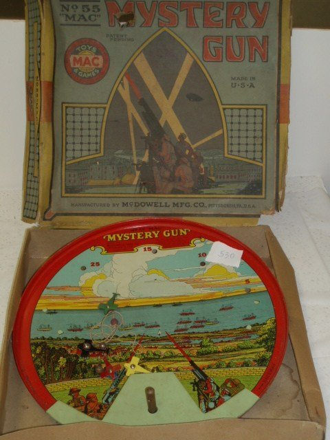 "530: Two Board Games inc. Milton Bradley ""Round The Wor"