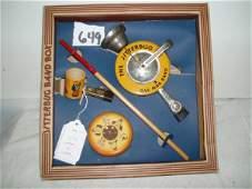 649 Jitterbug Band Box copyright 1934 oneman band w