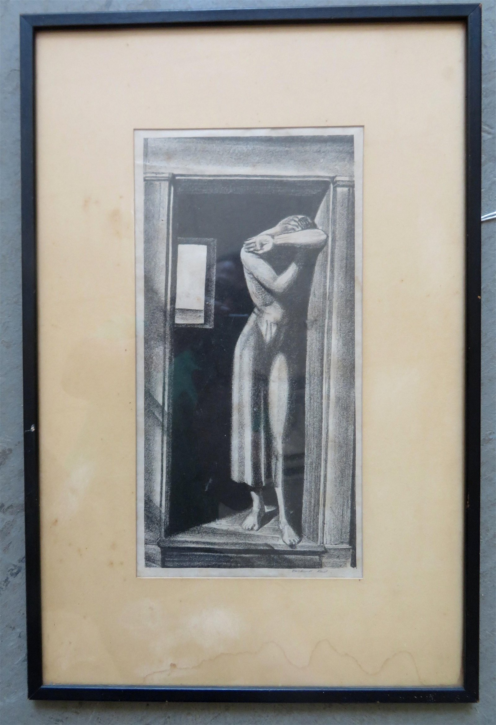 Rockwell Kent (New York, 1882-1971), entitled