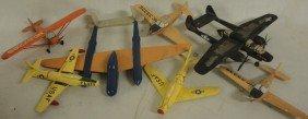 Bild-A-Set Flying Model Airplane (unassembled) + 7 W