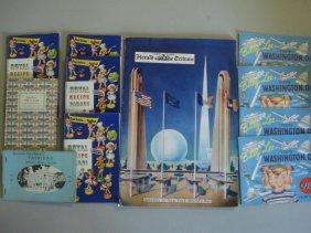 Large Grouping Of Misc. Magazines And Ephemera