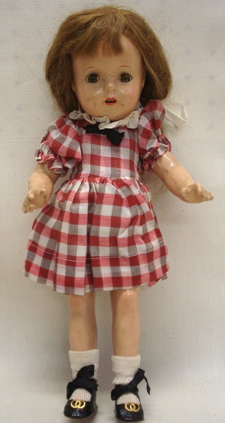 "226: Madame Alexander ""Princess Elizabeth"" doll. Origin"