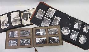 Lot of Three Photo Albums includes early Californian Or