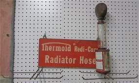 Three auto related radiator/battery tools.
