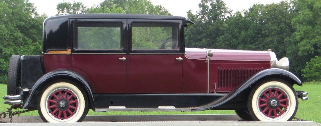 1928 Hudson Super Six Sedan