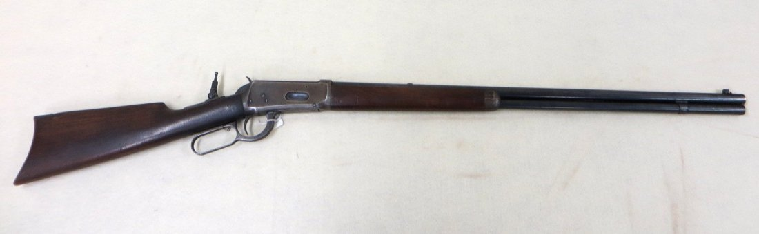 Winchester model 1894 lever action 32 special rifle,