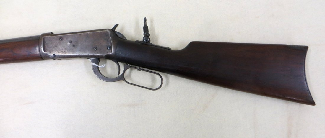 Winchester model 1894 lever action 32 special rifle, - 3