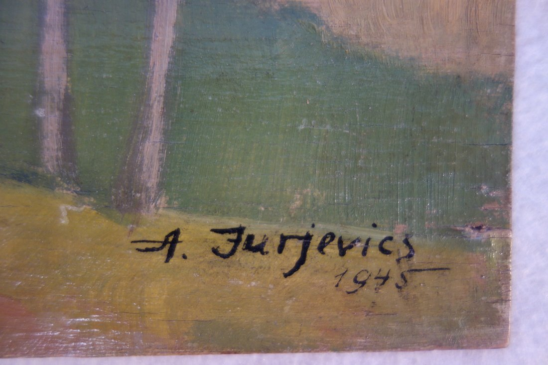 Grouping of 14 mostly impressionist landscapes by a - 3