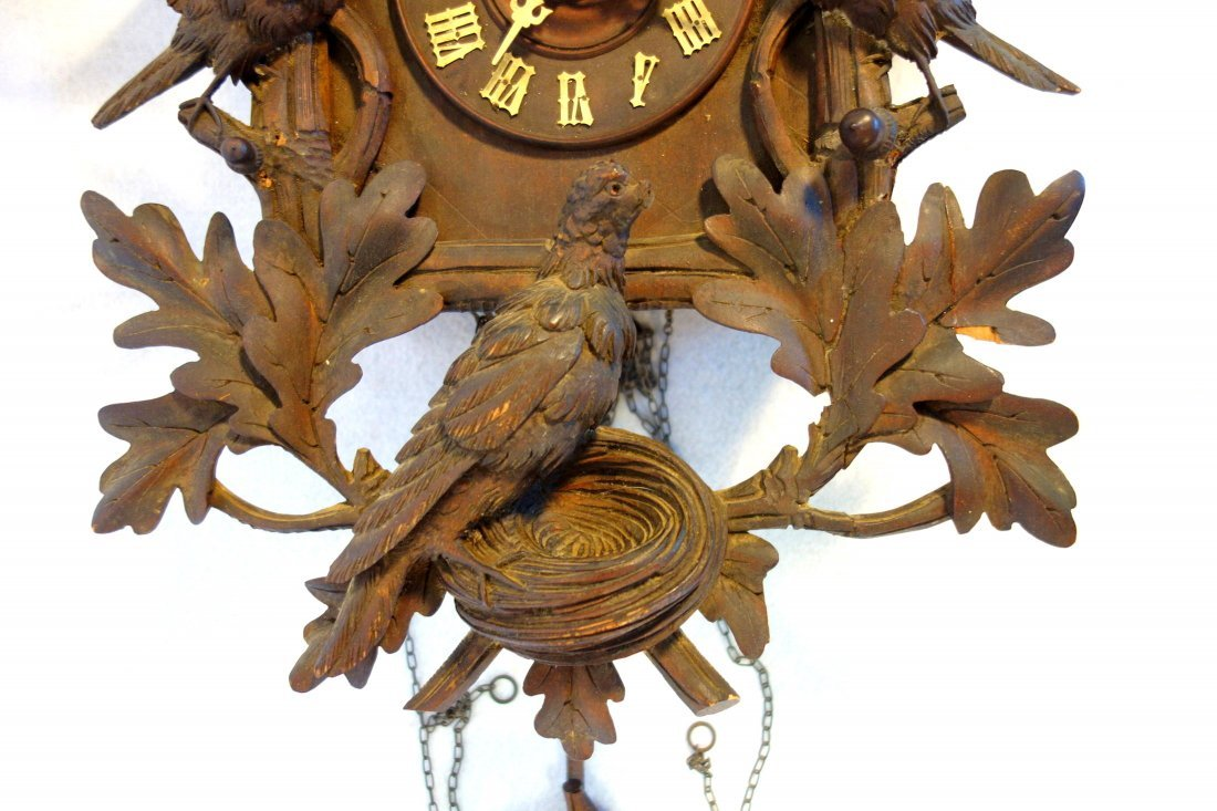 Black Forest cuckoo clock - 3