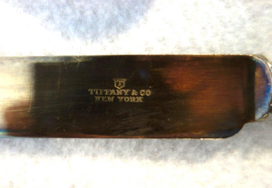Tiffany & Co. Sterling silver Chrysanthemum pattern - 4