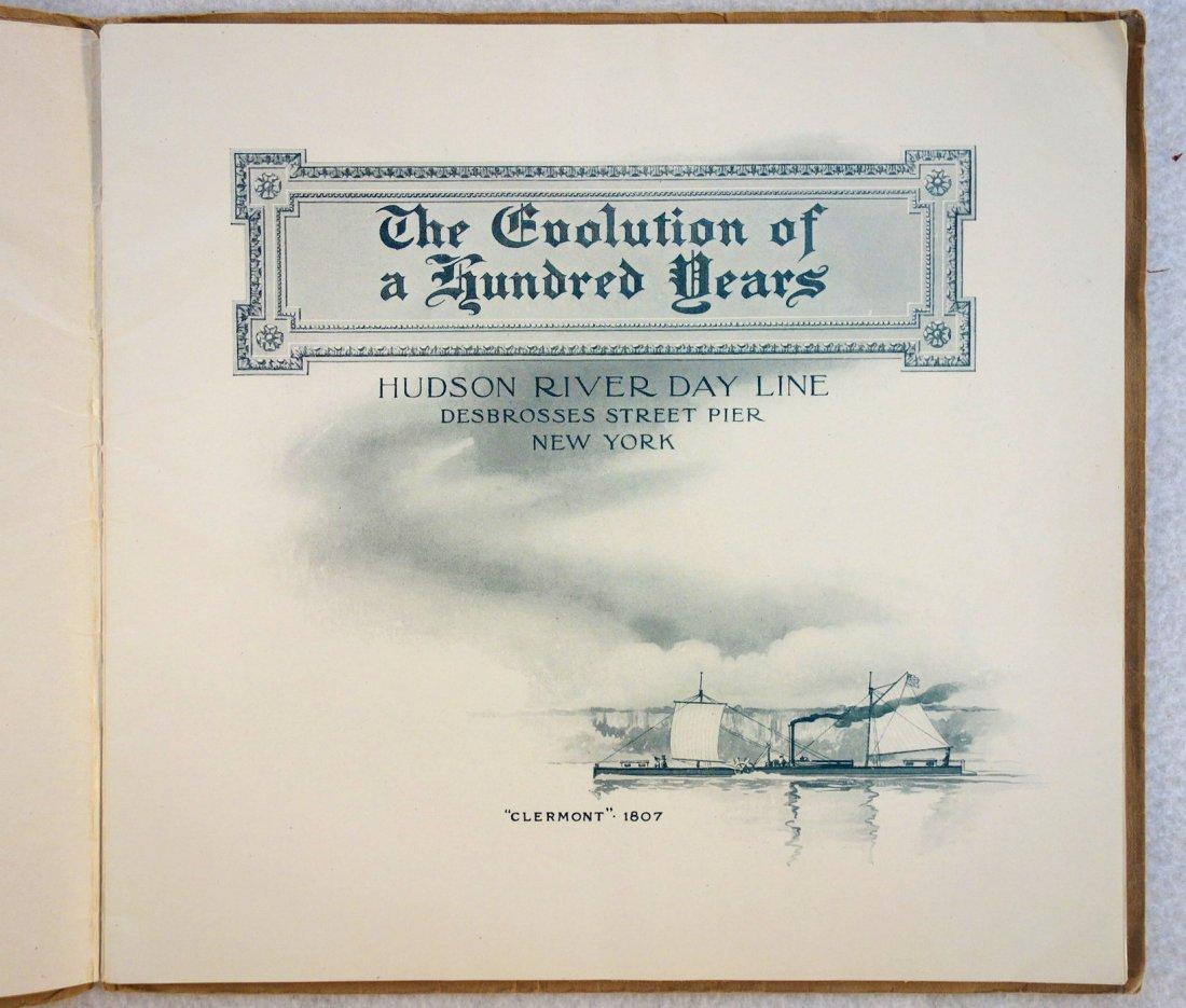 Three Hudson River booklets including Hudson RIver Day - 2