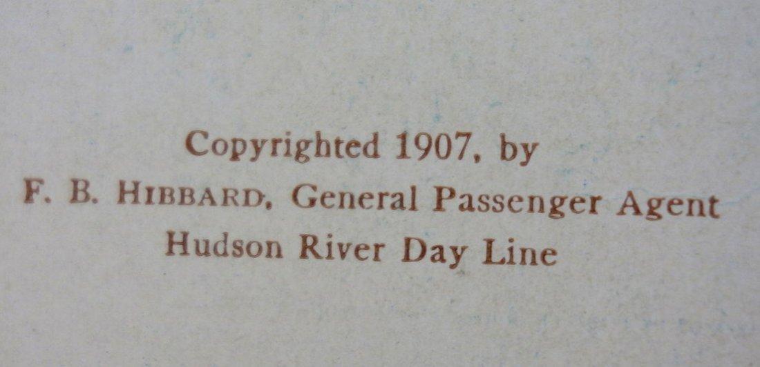 Three Hudson River booklets including Hudson RIver Day - 3