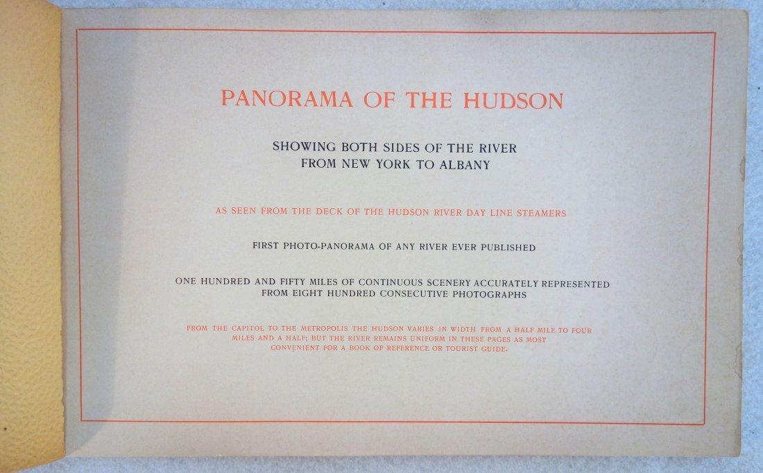 Three Hudson River booklets including Hudson RIver Day - 4
