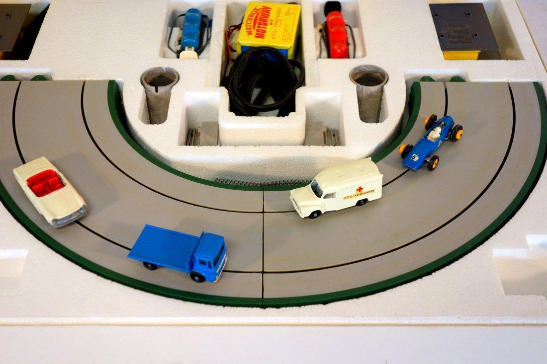 Matchbox Motorway No. 12. - complete in original box - - 3