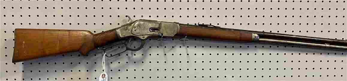 "Winchester Model 1873 32 WCF 24"" Round Barrel Rifle"