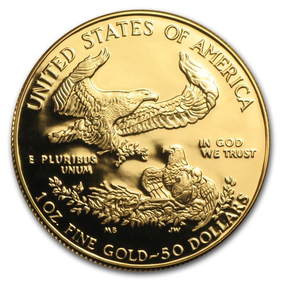 1 oz Proof Gold American Eagle (Random Year)