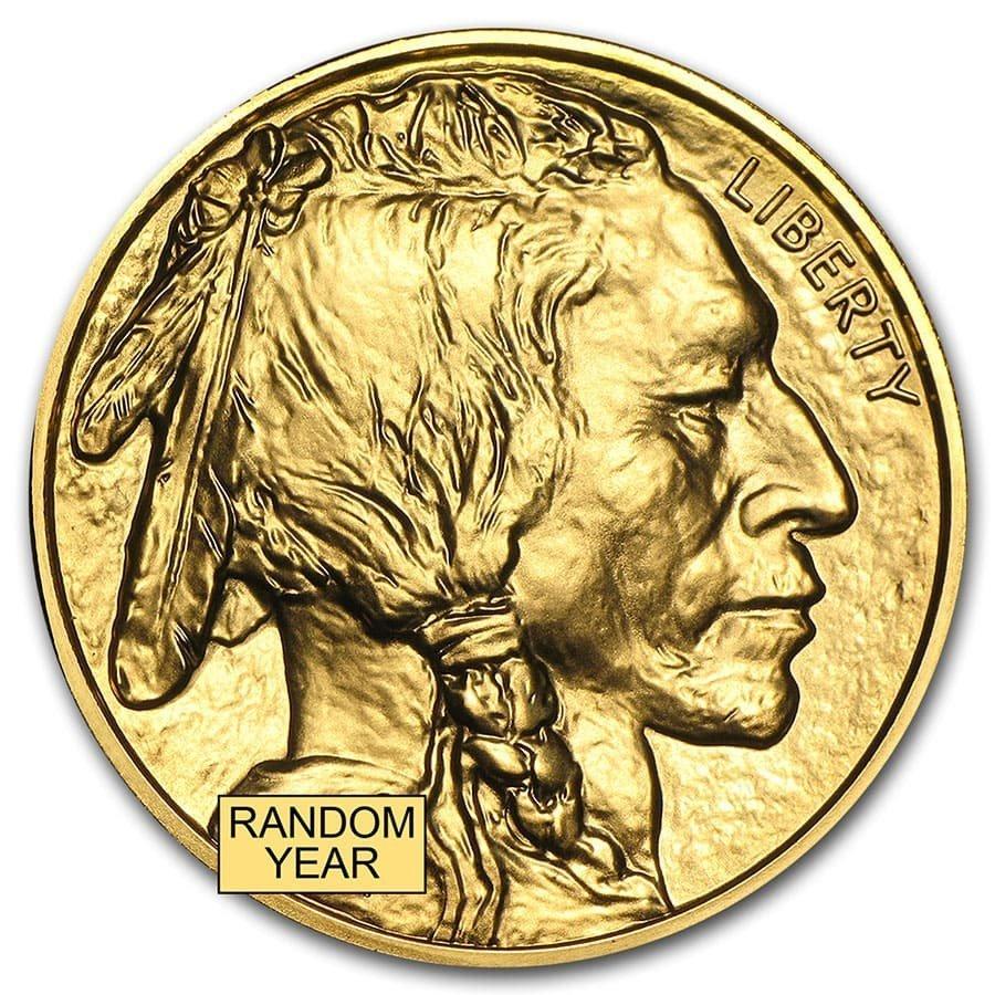 1 oz Gold Buffalo Coin