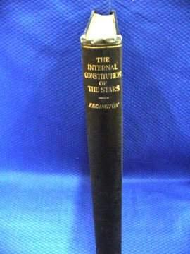 Eddington, A.S., The Internal Constitutio