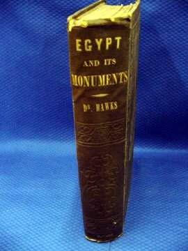 Hawks, Francis L., The Monuments of Egypt