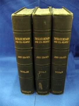 Hawkes, John, The Story of Saskatchewan a