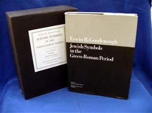 Goodenough, Erwin R., Jewish Symbols in t