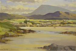 340: Maurice Canning Wilks (1940 - 1984), oil on canvas