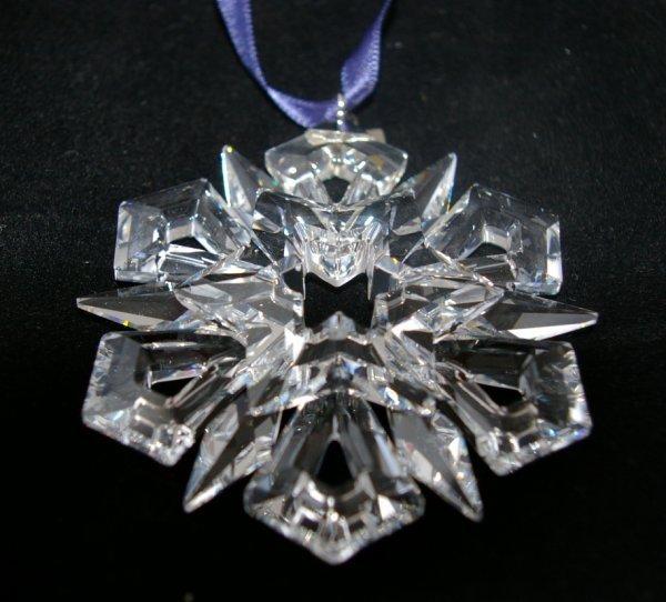 5: Swarovski Christmas Ornament 1999