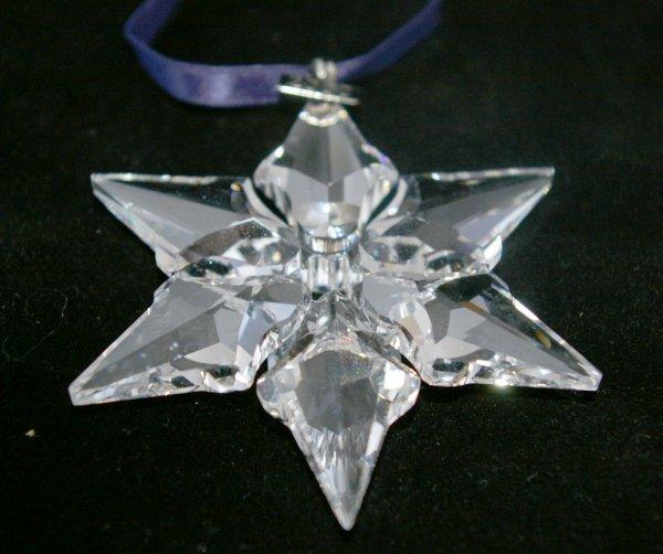 6: Swarovski Christmas Ornament 2000