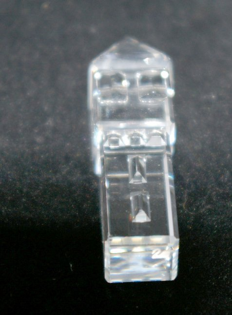 14A: Swarovski Silver Crystal Building (City Tower)