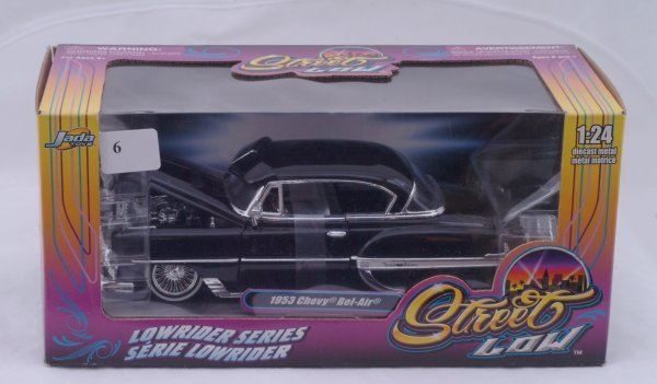 1006: Jada Toys - Lowrider Series - 53 Chevy Bel-Air