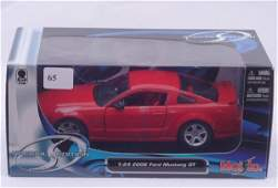 1065: Maisto Special Edition 2006 Ford Mustang GT