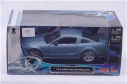 1067: Maisto Special Edition 2006 Ford Mustang GT