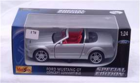 1178: Maisto Special Edition Ford Mustang GT