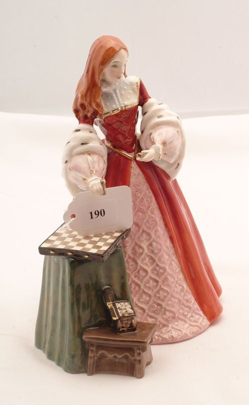 190: Royal Doulton, Princess Elizabeth, HN 3682, #352/5