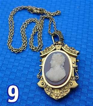 Victorian Pendant/Brooch