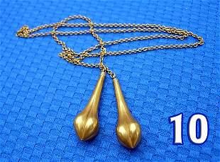 A 15 k Gold Lapis