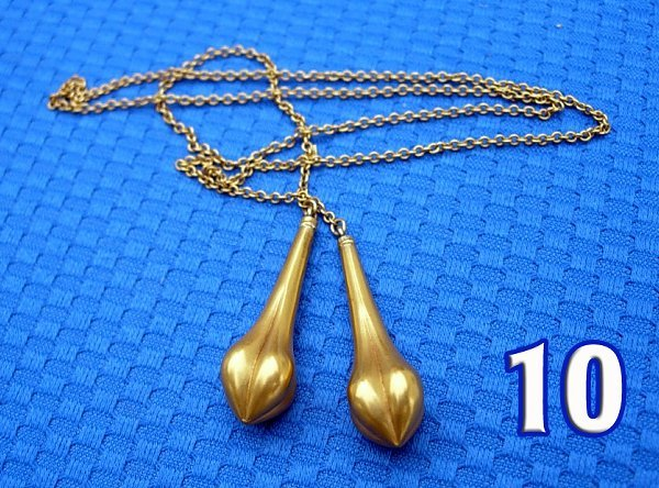 1010: A 15 k Gold Lapis
