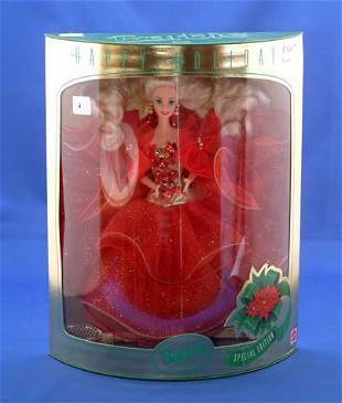 MATTEL 1993 HOLIDAY BARBIE SPECIAL EDITION