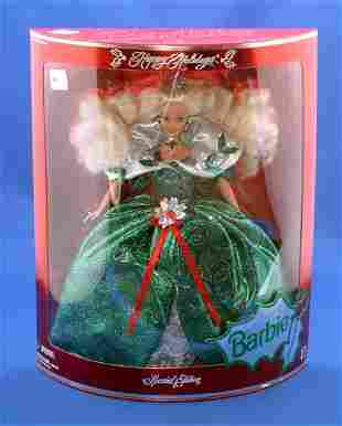 MATTEL 1995 HOLIDAY BARBIE SPECIAL EDITION
