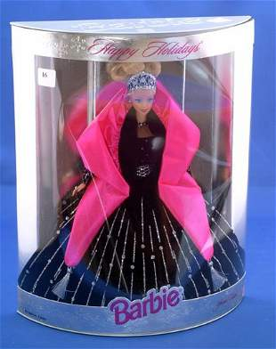 1998 HOLIDAY BARBIE BY MATTEL, SPECIAL EDITION, SMA