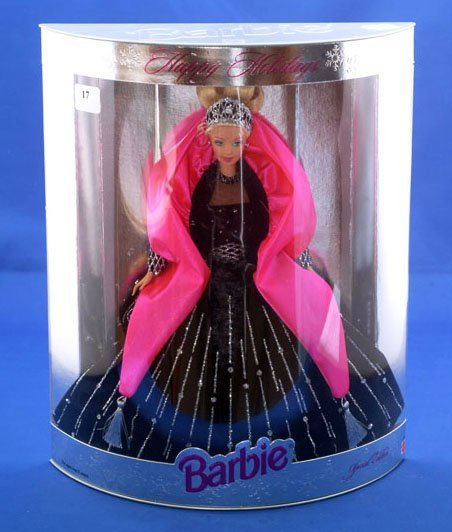 17: 1998 HOLIDAY BARBIE BY MATTEL, SPECIAL EDITION
